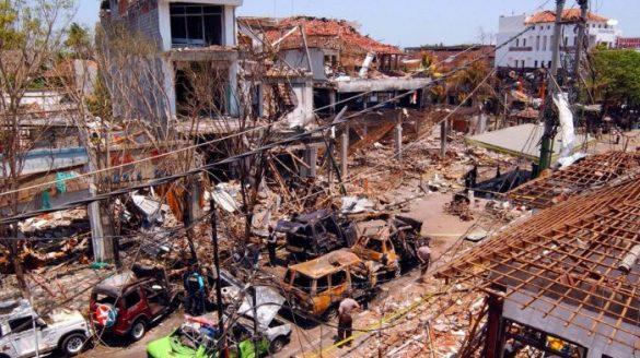 Sejarah Bom Bali 2005
