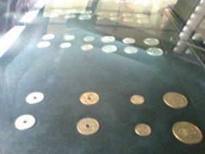 Koleksi di Museum Bank Indonesia